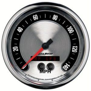 Auto Meter American Muscle GPS Speedometer 5″ Electrical