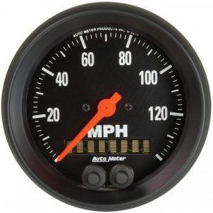 Auto Meter Z-Series GPS Speedometer 3-3/8″