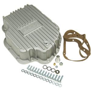 B&M Cast Aluminum Deep Transmission Pan GM TH400