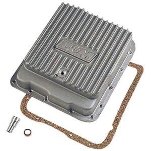 B&M Cast Aluminum Deep Transmission Pan GM 4L60/4L60E