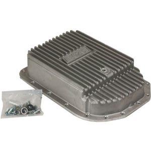B&M Cast Aluminum Deep Transmission Pan GM 4L80E