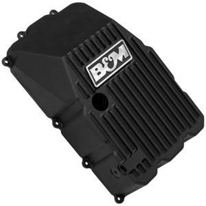 B&M Cast Aluminum Deep Transmission Pan Toyota AB60