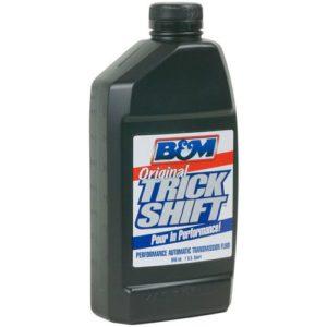 B&M Trick Shift Performance Automatic Transmission Fluid 1 Quart