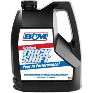 B&M Trick Shift Performance Automatic Transmission Fluid 1 Gallon