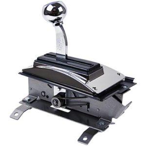 B&M Console QuickSilver Automatic Shifter 1973-1981 Camaro