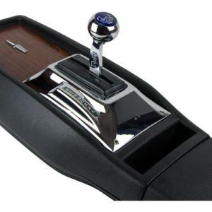 B&M Console QuickSilver Automatic Shifter 1968-1969 Chevy Camaro