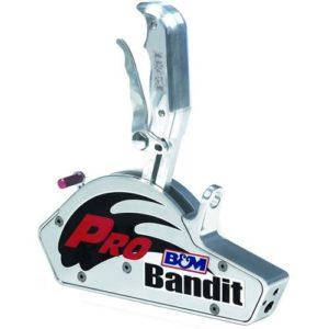 B&M Magnum Grip Pro Bandit Shifter 1962-1973 GM Powerglide Polished Aluminum