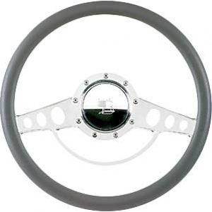 "Billet Specialties 14″ Steering Wheel ""Classic"" Pattern"
