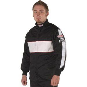 G-FORCE GF505 Triple-Layer Driving Jacket Black