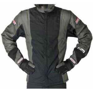 G-FORCE GF745 Jacket Black/Gray