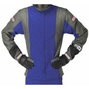 G-FORCE GF745 Jacket Blue/Gray