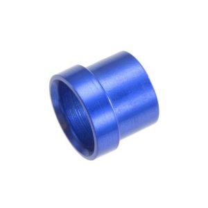 -03 Aluminum Tube Sleeve – Blue (use with AN818-03) – Blue – 6/pkg