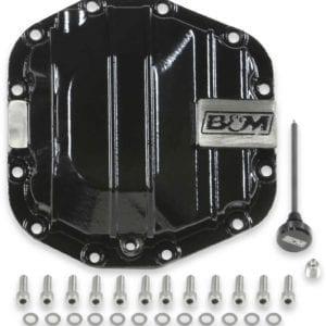 B&M Rear Differential Cover Dana 44A (M220) 12-Bolt [Jeep Wrangler JL]
