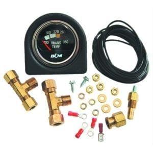 B&M Transmission Temperature Gauge Kit 2-1/16″ 100°-350° F