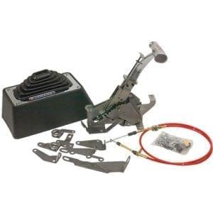 B&M Right Hand Drive MegaShifter Automatic Shifter GM TH400, 350, 250, 200, 700R4, 2004R, 4L60E, and 4L65E